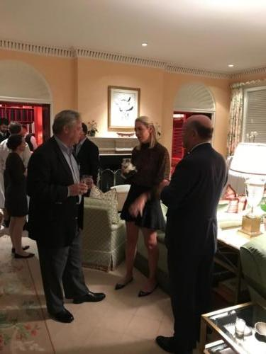 Capital campaign kickoff event in D.C. - Oct. '18